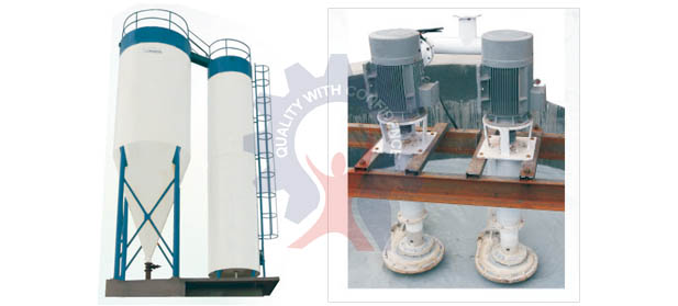 Water Sedimentation Plant